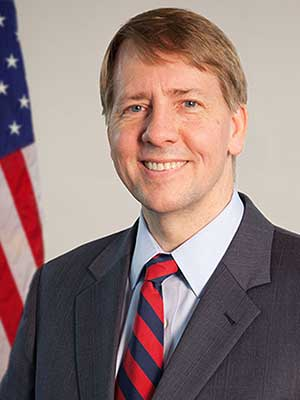Portrait of Director Richard Cordray